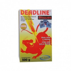 Deadline bloque BTS Caja 500 g