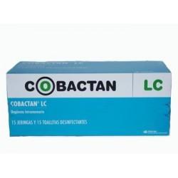 Cobactan LC INTERVET Caja 15 Jeringas