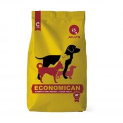 Alimento para Perro adulto Economican Cisternas Saco 25 kg