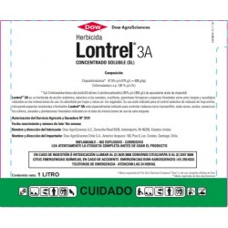 Lontrel 3A DOW Envase 1 L