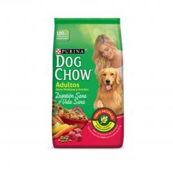 Alimento para Perro adulto raza mediana y grande Dog Chow saco 24 kg