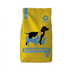 Alimento de Perro Economican Cisternas Saco 10 kg