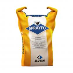 Sustituto lácteo Sprayfo yellow Nutrial 25 kg