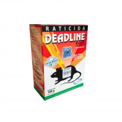 Raticida Deadline bloque extruido BTS Caja 500 g