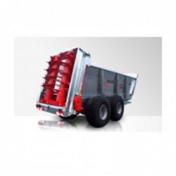 Carro Purinero MOD TCI 7.150 LT GALV. Con brazo hidraulico PICHON