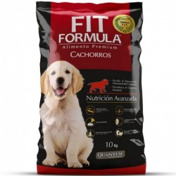 Concentrado Cachorro FIT Saco 10 kg