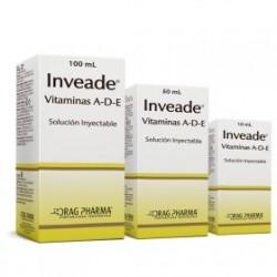 Vitamina Inveade DPI DDRAG PHARMA Envase 100 mL