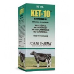 Ket 10 Drag Pharma Envase 50 mL