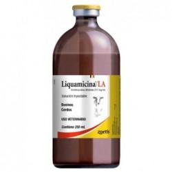 Liquamicina LA Envase