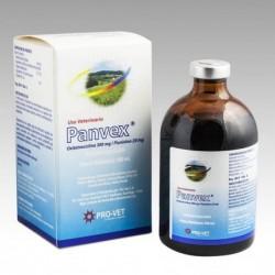 Antibiótico Panvex AGROVET Frasco 100 mL