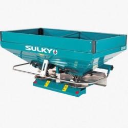 Trompo Abonador Sulky DX20 9-18 m 1500 L con Lona