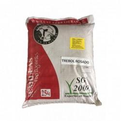 Semilla Trébol Rosado Quiñequeli SG 2000 Saco