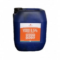 Tintura de Yodo 6,5 % VETERQUIMICA Envase 5 L