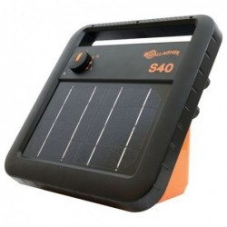Energizador Solar S40 Gallagher