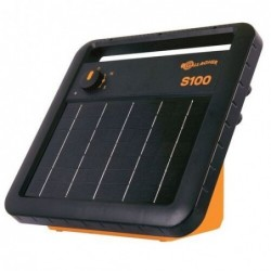 Energizador Solar S100 Gallagher