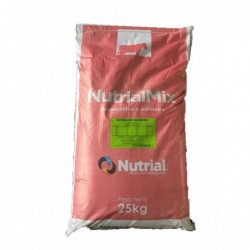 Nutrialmix Magnesio Nutrial Bolsa 25 kg