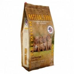 Alimento para Perro cachorro Premium Natural Food saco 10 kg