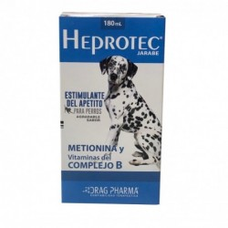 Heprotec Jarabe Drag Pharma Envase 180 mL