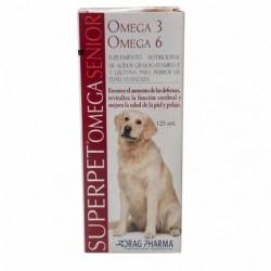 Superpet Omega Senior dispensador 125 mL Drag Pharma